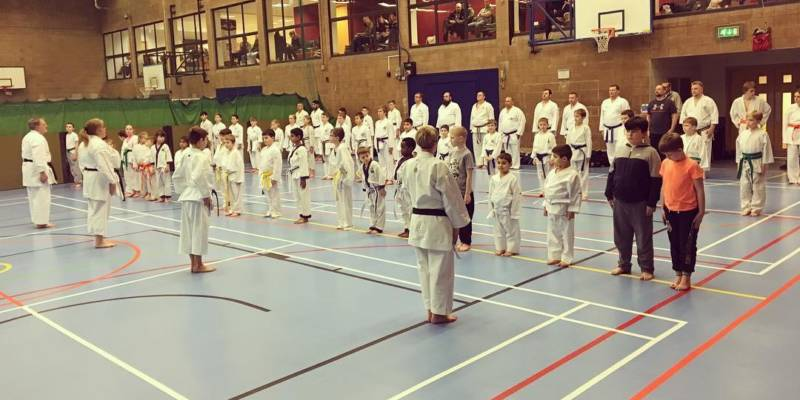 Tameside Karate Copley Karate Dojo